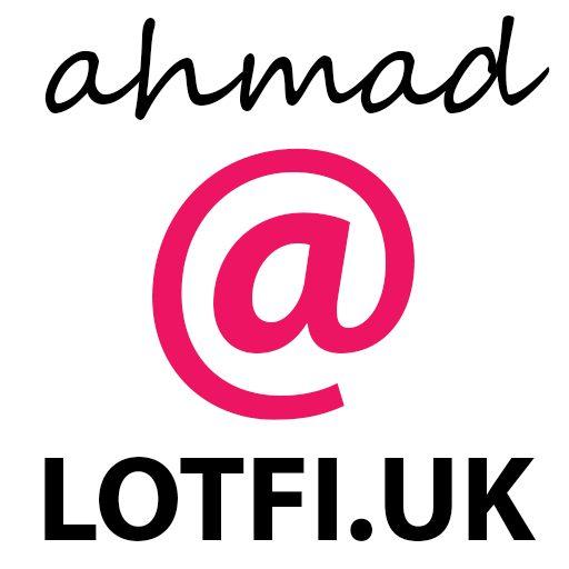 Professor Ahmad Lotfi